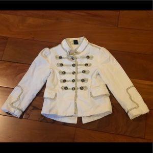 Gap band jacket 4t